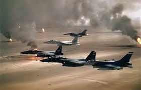 Gulf War air campaign - Wikipedia